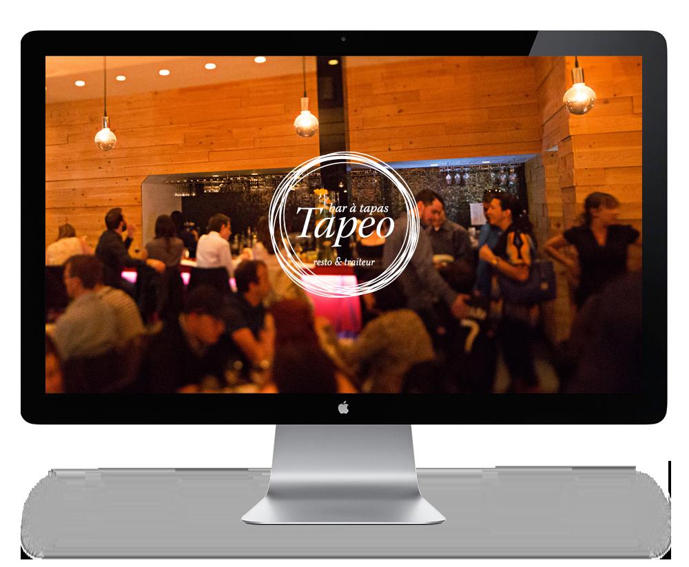 Screen Restaurant Tapeo