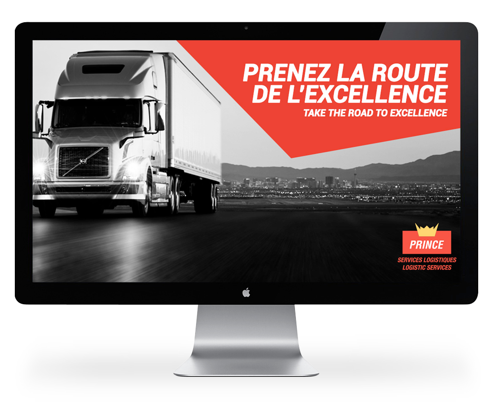 Screen Prince Logistique