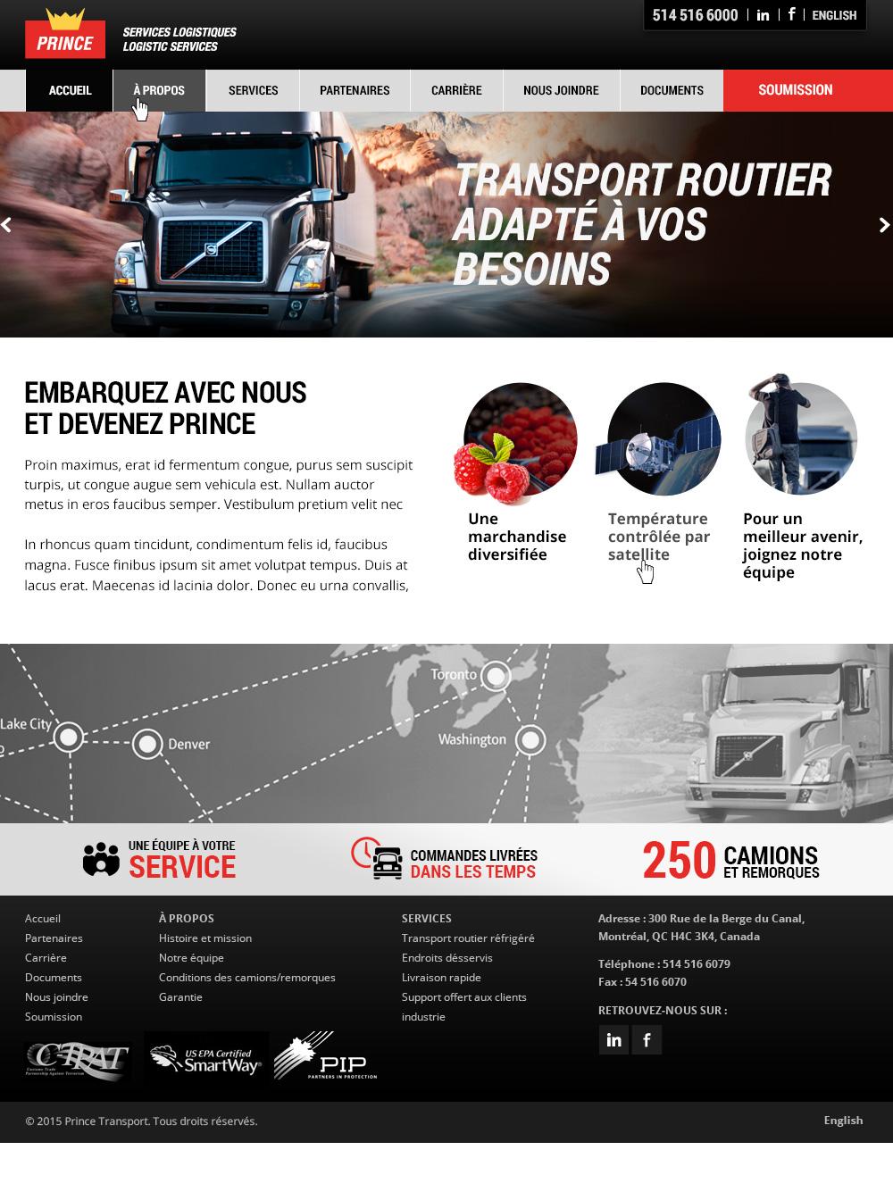 Multi Prince Logistique
