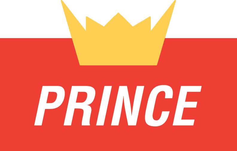 Logo Prince Logistique