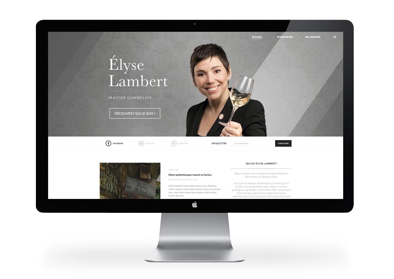 Screen Elyse Lambert